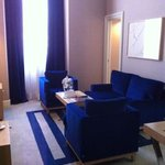 Lounge in our Junior Suite