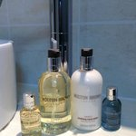 Molton Brown Products In Guest Bathrooms