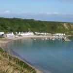 Nefyn beach - 2 minutes walk from Caeau Capel