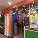Entrance of Global desi tadka Kandivali East
