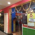Entrance of Global desi tadka Kandivali East
