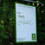 Ein Restaurant im Grünen