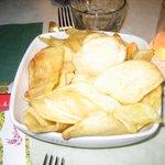"""La """"strana"""" forma delle patatine"""