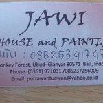 Contact details to Putu