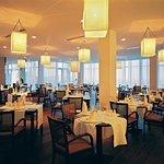 Vapor Fine Dining Interior