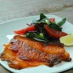 London Porter Smoked Salmon