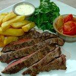 English Bavette Steak
