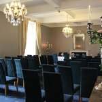 Wedding set-up in Drawing Room