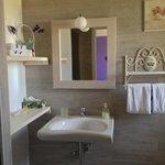 Il bagno della camera Afrodite