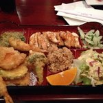 Bento Box Lunch, With Magnificent Tempura!