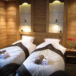 Typical ensuite bedroom