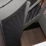 l'escalier ...c'est un duplex !