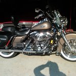 Our Harley-Davidson Road King