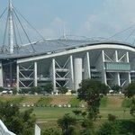 Nagoya Grampus Stadium close to Toyota Castle Hotel
