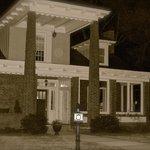 This spooky house is full of fun on our Alpharetta Ghost Tour- HOWLpharetta!