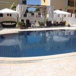 Orange Hotel Pool 3