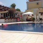 Orange Hotel Pool 2