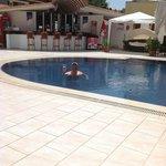 Orange Hotel Pool 1