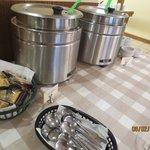 Soup table
