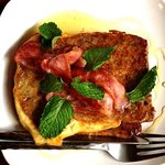 French Toast + Bacon