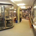 Main exhibition gallery