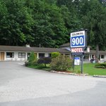 Colonial 900 Motel, Hope, BC