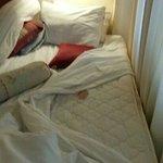 new bed sheet at Sunan