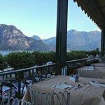 breakfast view.