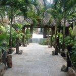 El jardin posada