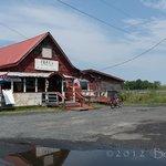 Ruke's Seafood Deck Restaurant in Ewell, Smith Island, MD