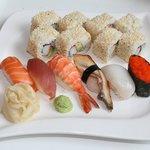 Sushi Menü 8