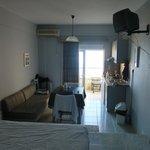2 pers. appartement met zeezicht