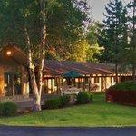 Foto de Entrada Lodge