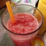 watermelon juice / blend -- sandía