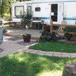 Seasonal campsites