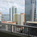 Sample View in Two Bedroom Apartment Suite