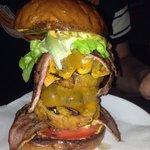Massive burger!