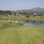 Cada hoyo de La Garriga reproduce uno de los PARES3 más emblemáticos del mundo:Augusta, Pebble B