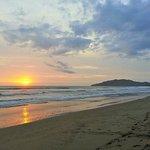 Playa Grande sunset. July 2013