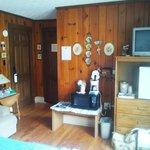 Foto de Smoky Falls Lodge