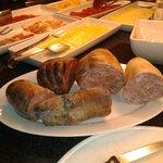 fiambre/embutido casero en el desayuno