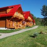new Miette cabins!