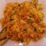 arroz con mariscos.. excellent