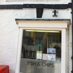 beer fish/chip shop
