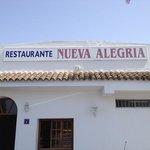 """Restaurante """"Nueva Alegría""""."""
