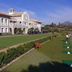 Finca Cortesing Golf 5 minutes away