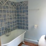 Bathroom in the Blue Room