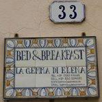 Foto de Bed & Breakfast La Gemma di Elena