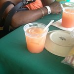 Complimentary Rum Punch when you arrive