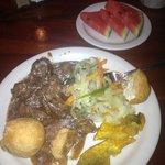 Jamaican brunch!